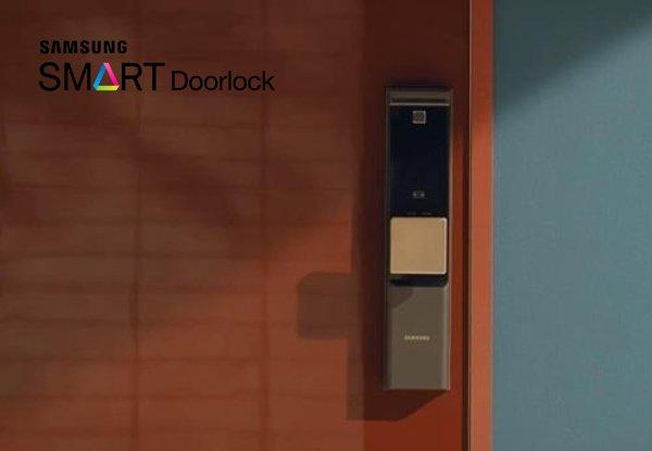 三星DR708智能指纹锁卡片丢失如何删除信息?