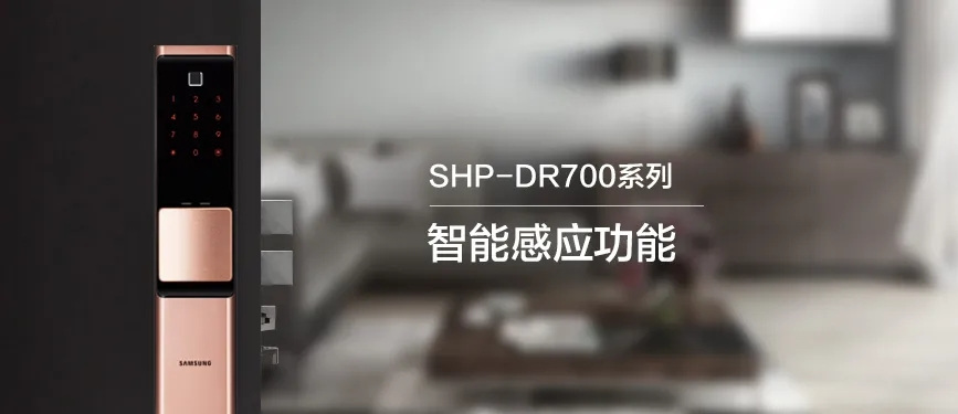 三星智能锁SHP-DR700系列