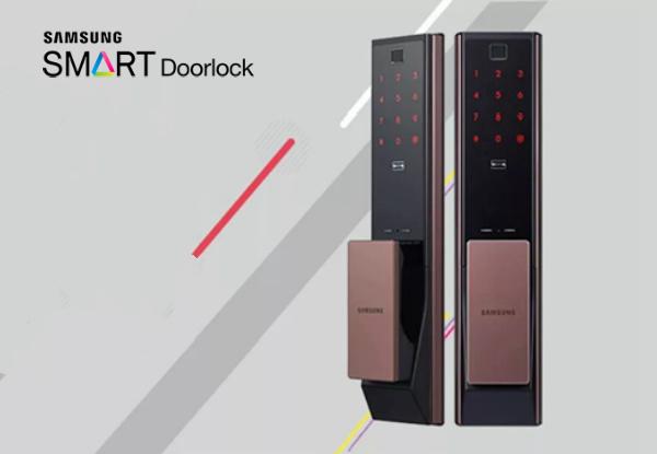 三星智能锁SHP-DP738